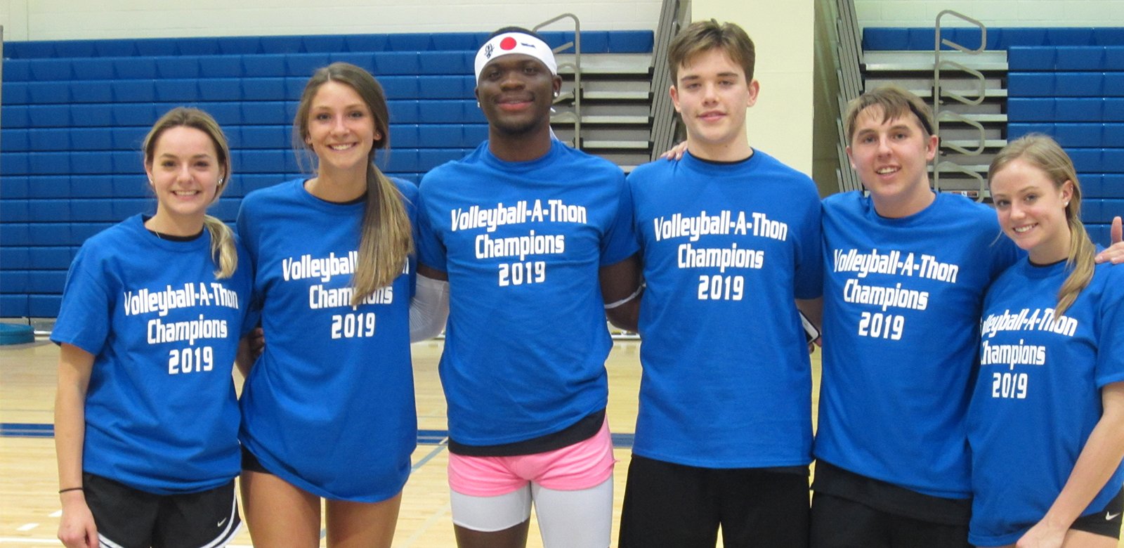 Charity Volleyball-A-Thon