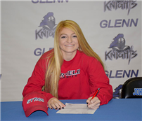 Senior Commits to Fairfield University photo