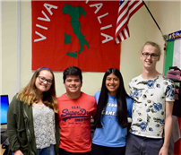 Italian Students Excel on National Exam Photo