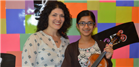 Outstanding Orchestra Student Earns Scholarship Photo