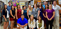 Fifteen New Teachers Join the District Photo
