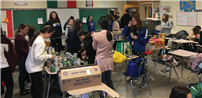 Knights donate Thanksgiving meals to families in need photo thumbnail143376