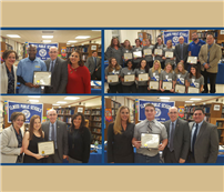 Students and Staff Recognized for Excellence photo