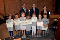 Harley Knights Honored by the Board of Education Photo 3