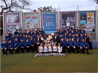 JGHS Music Department Learns and Performs at Disney World photo 2
