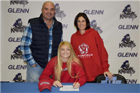 Senior Commits to Fairfield University photo 2