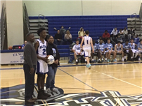 Student Athlete Reaches 1000th Varsity Point photo 2