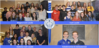 Valedictorian and salutatorian recognized at Elwood  thumbnail143112