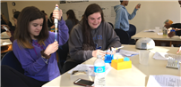 AP Biology Students Experiment with DNA Barcoding Photo