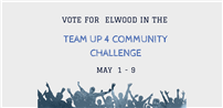 Vote for Us in the Spring Community Service Challenge!