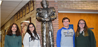 Elwood names October students of the month photo thumbnail138980
